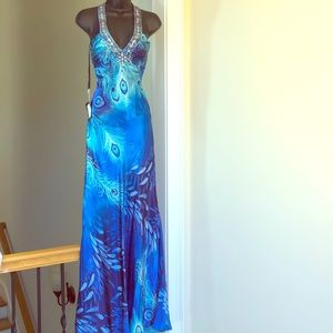 MASQUERADE sz 5/6 prom formal gown cruise dress